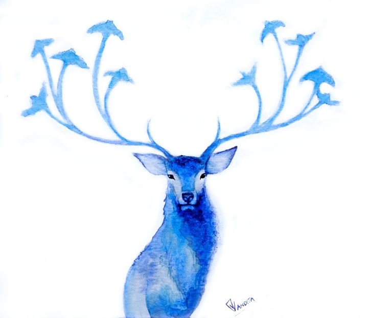 Stag - OrionArt