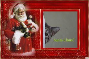 Santa Claus?