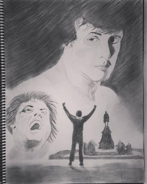 Rocky Balboa - Fanie Jacobs