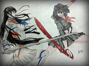 Kill la Kill Artwork