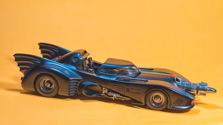 Batmobile 1989 - David Fuentes's Art
