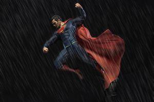 Superman in Battle!
