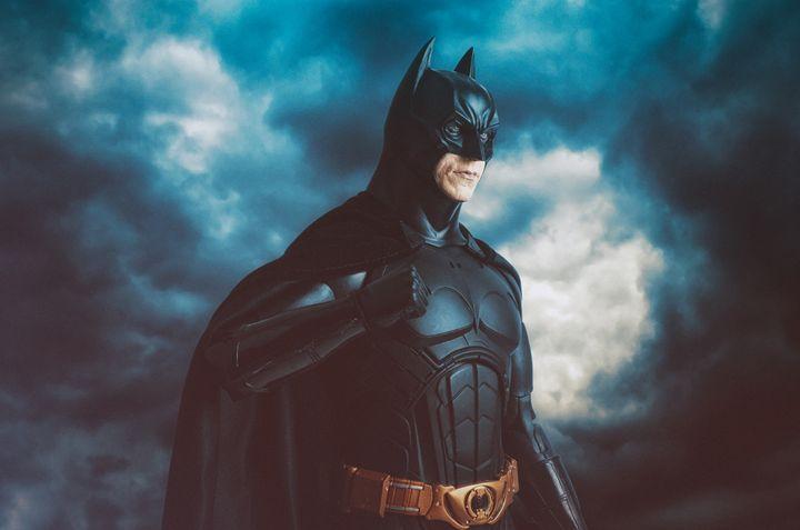 Batman Of Christopher Nolan - David Fuentes's Art