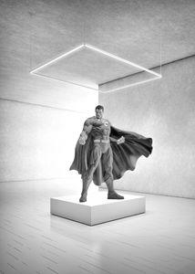 Superman For Tomorrow - David Fuentes's Art
