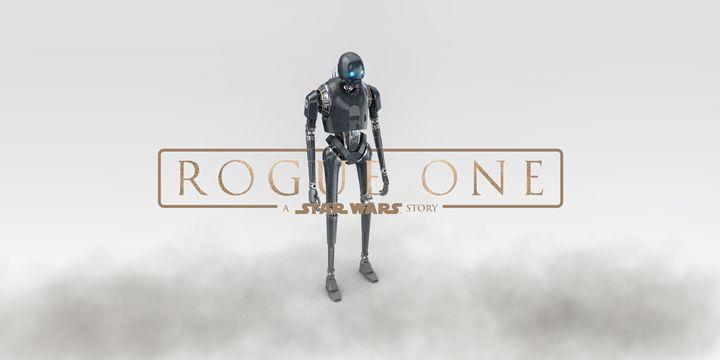 Star Wars Rogue One 3D - David Fuentes's Art