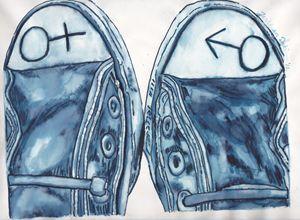 Gender shoes