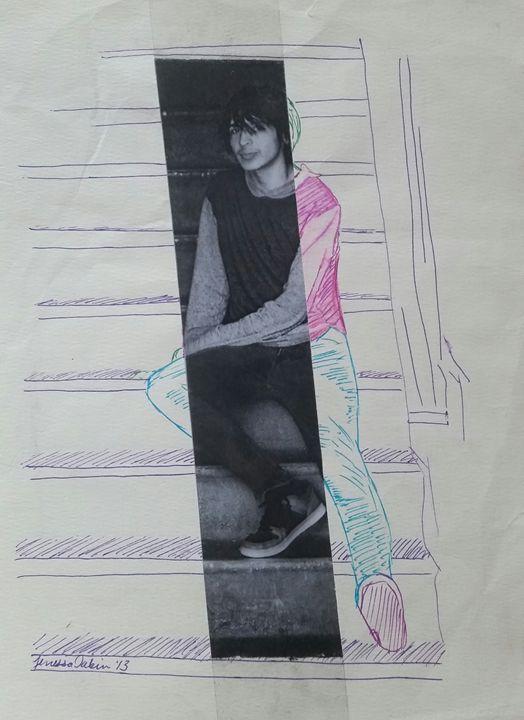 Stairs - Tobe Solkin