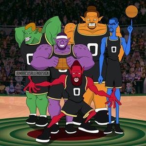 NBA - Modern Monstars