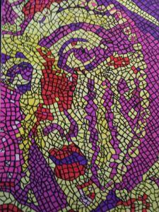 Mosaic princess