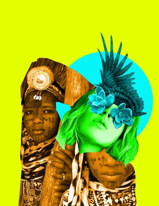 A glimpse of Africa - The Design League