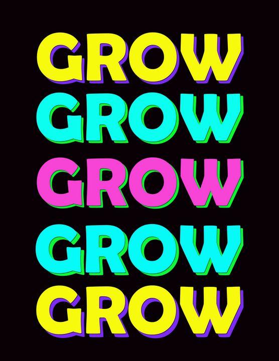 Grow - The Design League