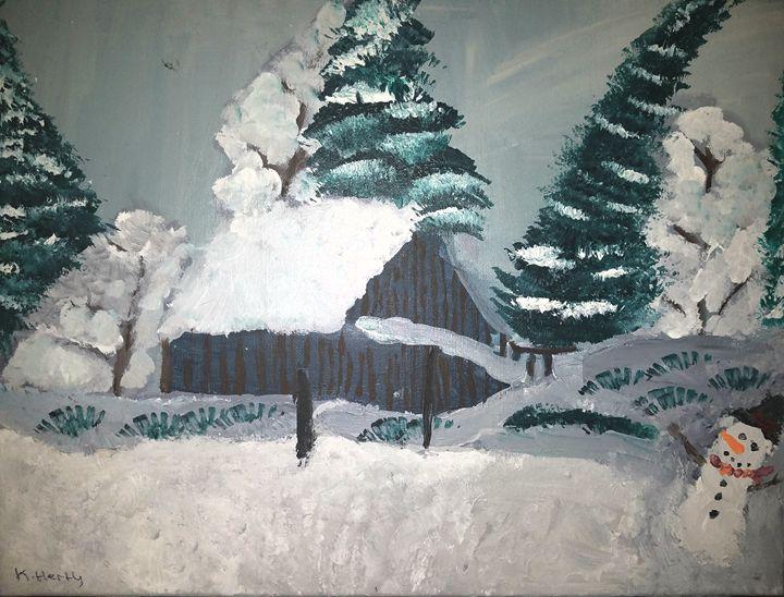 Aspiring Winter - katelynn herty