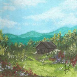 Little Cabin Home by Joey Ellison