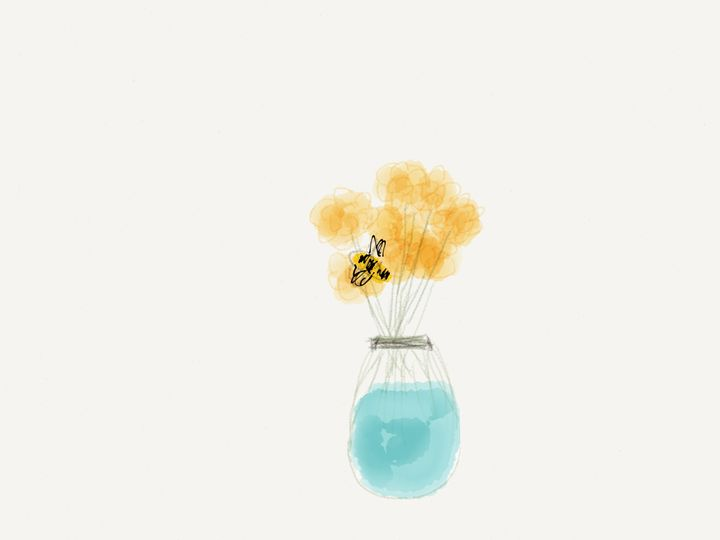 BeeGonias - Barbara Marlin