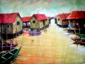 Riverine Stilt Homes