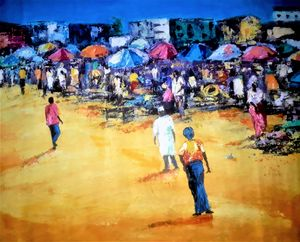 The Sandfill Market