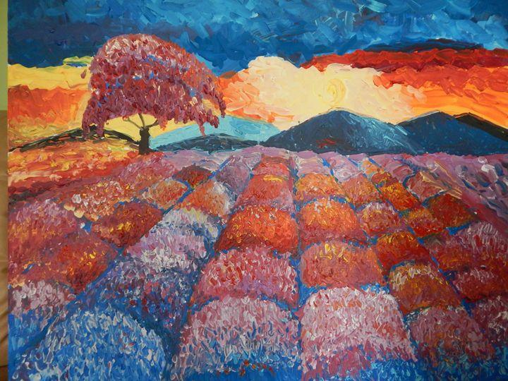 Provence - Pavlo's Art