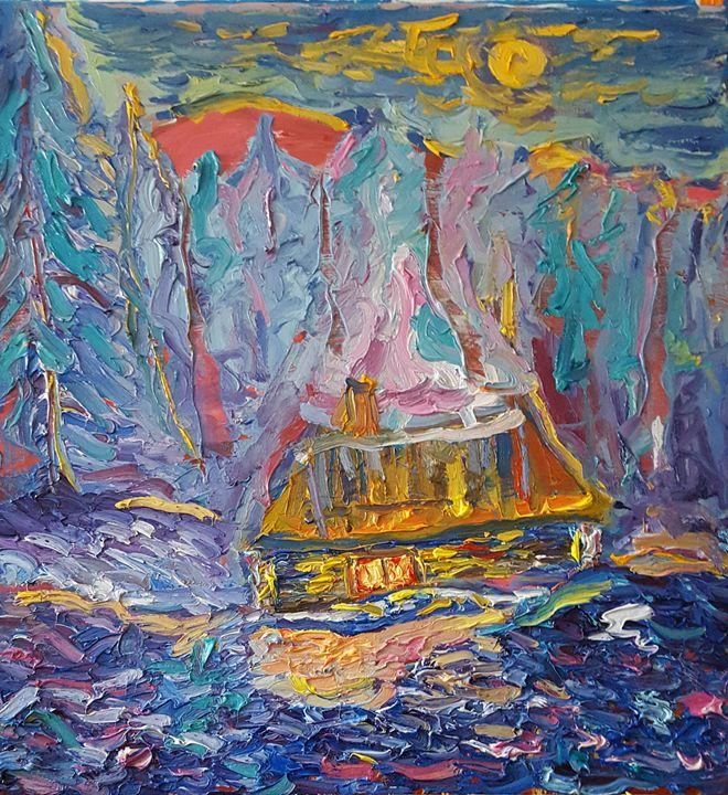 Night - Pavlo's Art