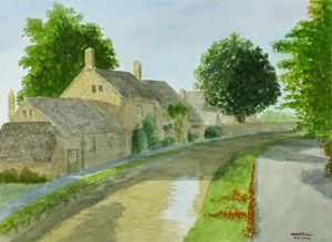 'English Village'