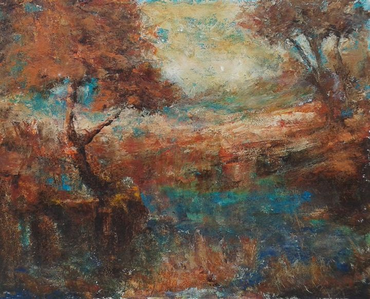 FORGOTTEN GROUND - Emilia Milcheva