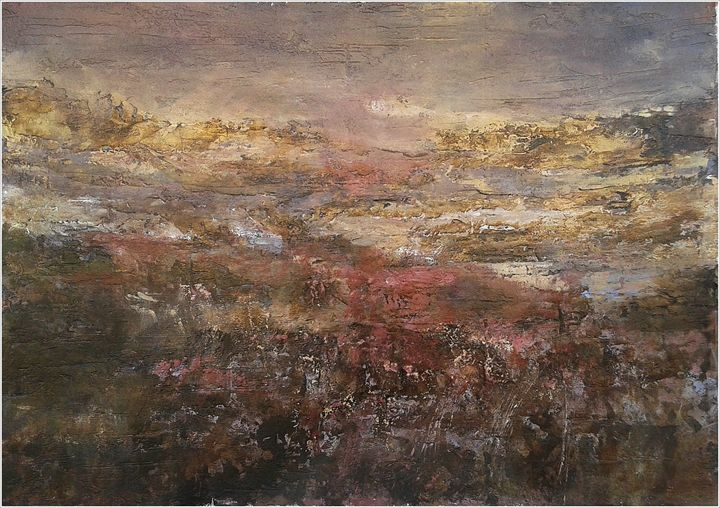 MY LAND #2 - Emilia Milcheva