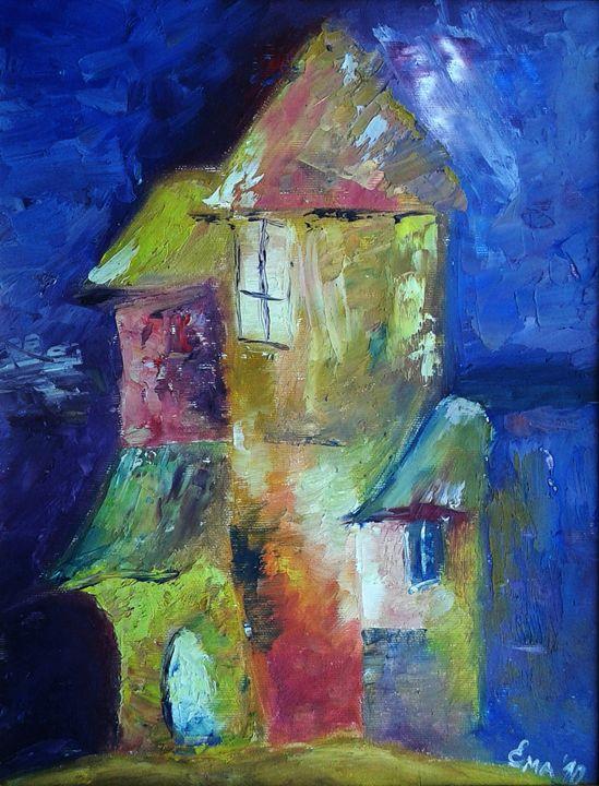 FAIRY HOUSES - Emilia Milcheva