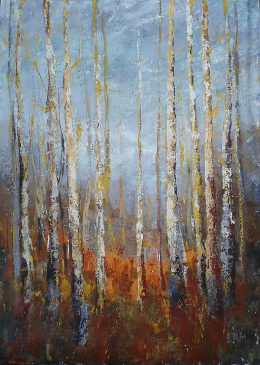 TREES STORIES #3 - Emilia Milcheva