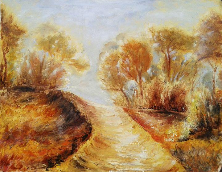 FOLLOW THE LIGHTS - Emilia Milcheva