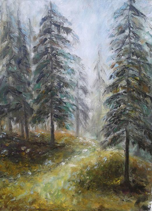 PINE PATH - Emilia Milcheva