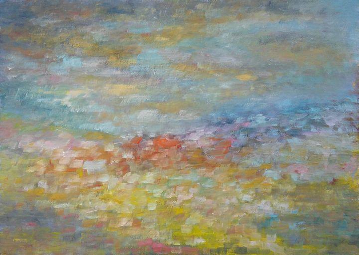 DREAMS HAVE NO SHAPE - Emilia Milcheva
