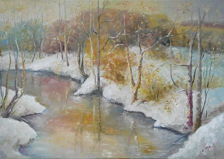 EARLY WINTER - Emilia Milcheva