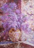 original floral still life painting