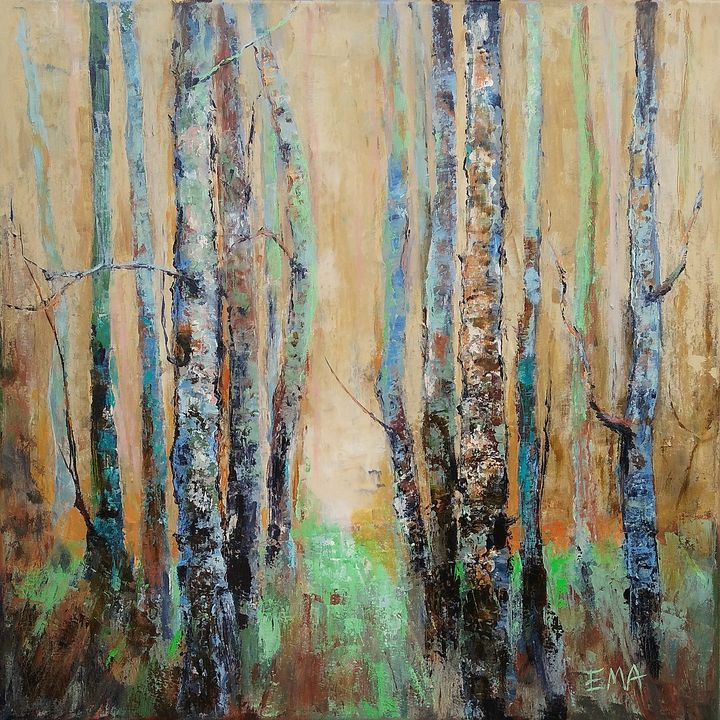TREES STORIES #6 - Emilia Milcheva