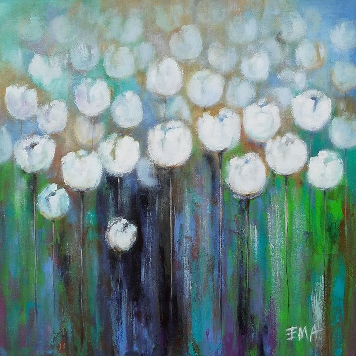 SEA OF TULIPS - Emilia Milcheva