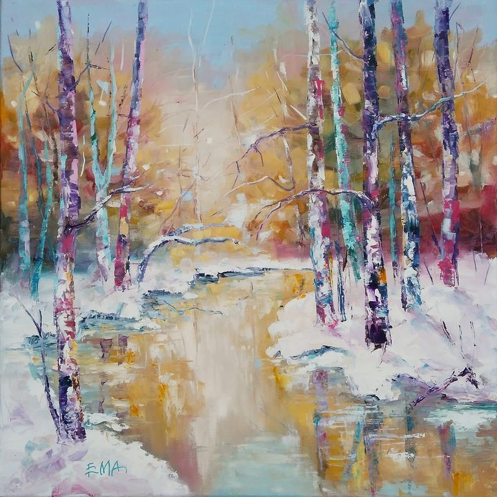 WINTER POETRY - Emilia Milcheva