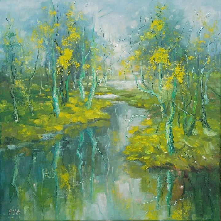 FIRST GREENS - Emilia Milcheva