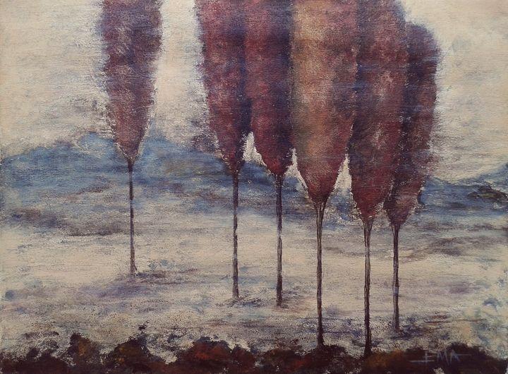 HONEST TREES - Emilia Milcheva