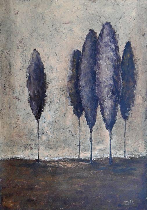 SOLITARY GROUND - Emilia Milcheva