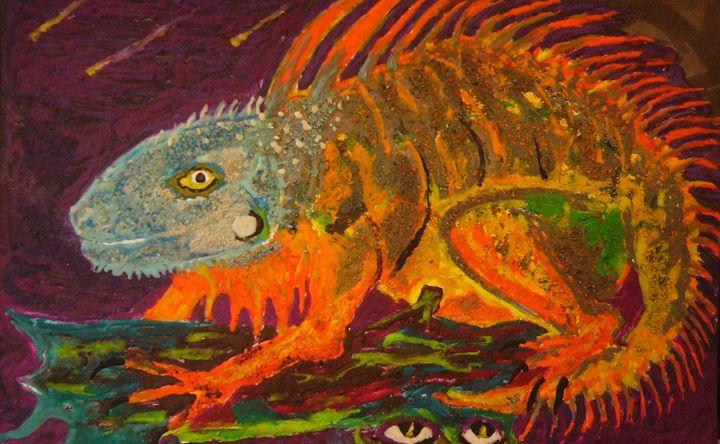 iguana - Criskame