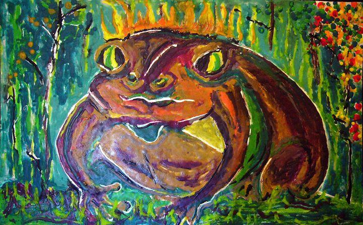 Mr Toad - Criskame