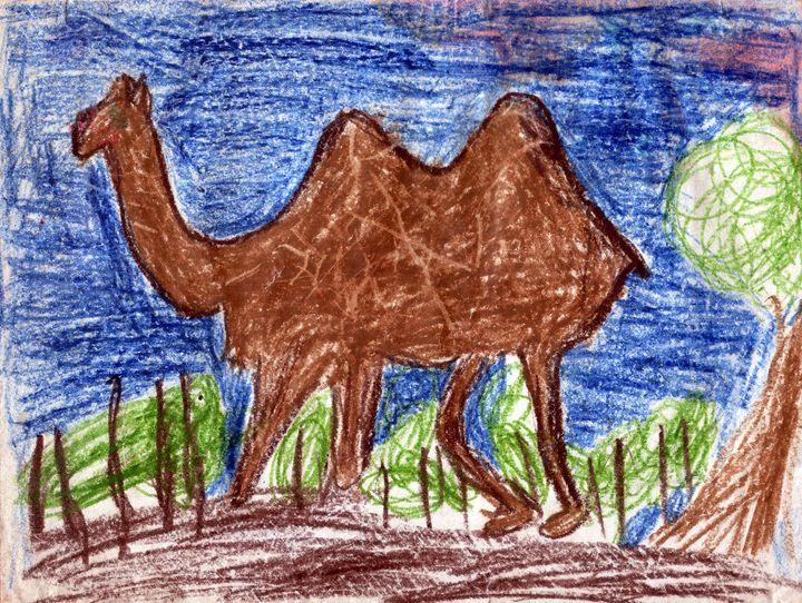Camel 1957 - Criskame