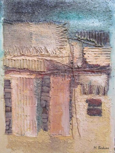 Fenêtre à Ghoufi - Berkan'art