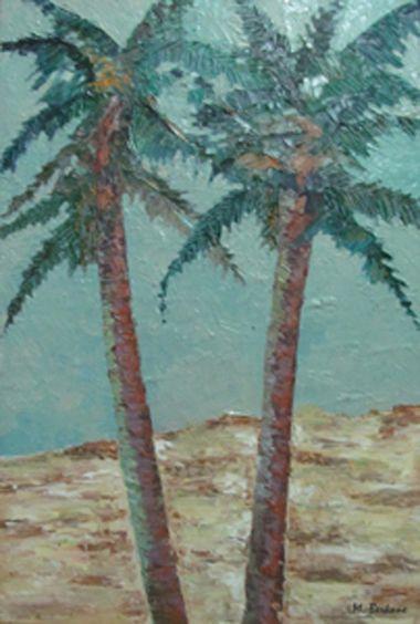 Palmiers - Berkan'art