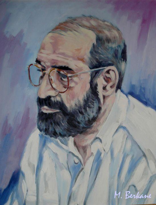 Auto portrait - Berkan'art
