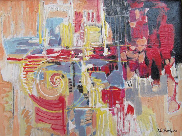 Composition 02 - Berkan'art