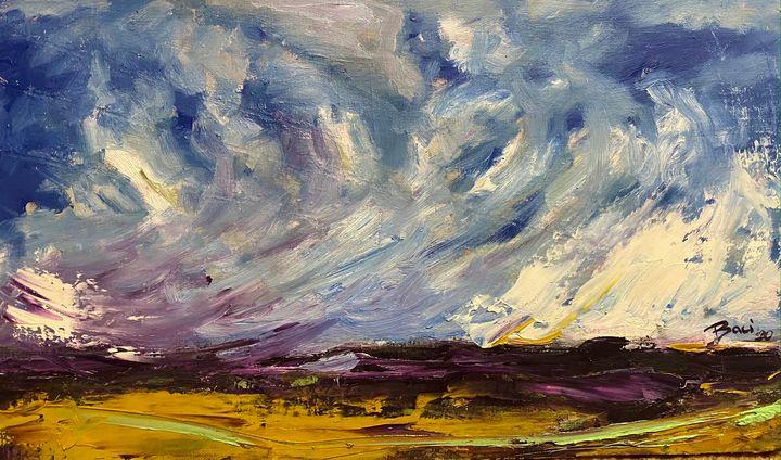 Landscape in Turmoil - Zabedin Memishi Baci