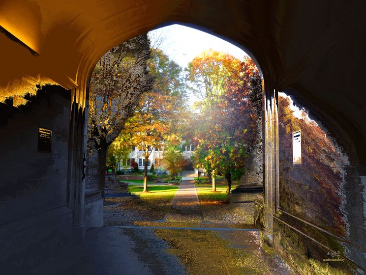 academicarchway - Elizabeth Oliver muddled photography