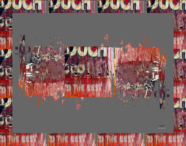adyingbrandalongoldthirty - Elizabeth Oliver muddled photography