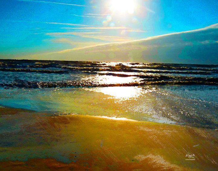 ajekyllislandsunrise - Elizabeth Oliver muddled photography
