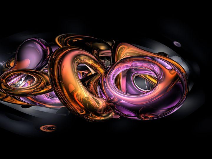 Graffiti Abstract - World of Alexander Butler